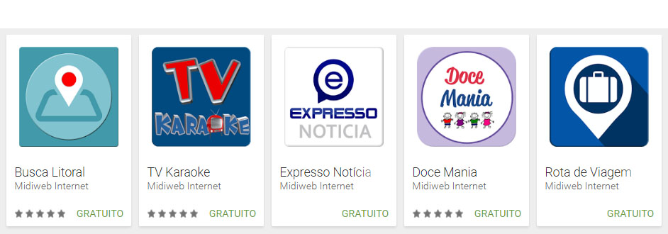 Clientes APP Play Store