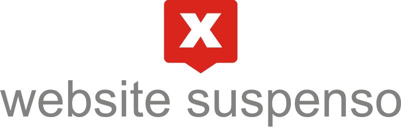 Site suspenso